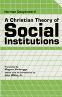 Christian Theory of Social Institutions