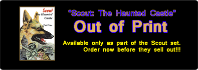 Haunted Castle is Out of Print