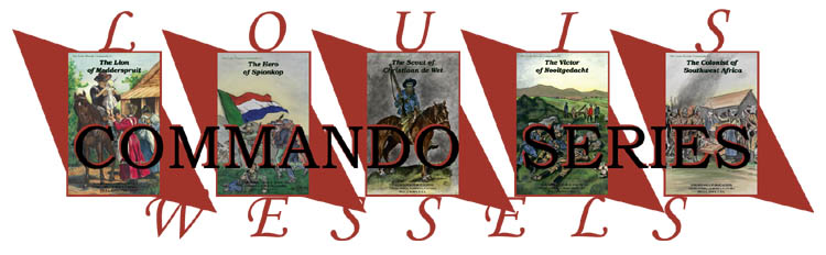 Louis Wessels Commando series