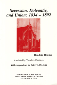 Secession, Doleantie, and Union: 1834-1892